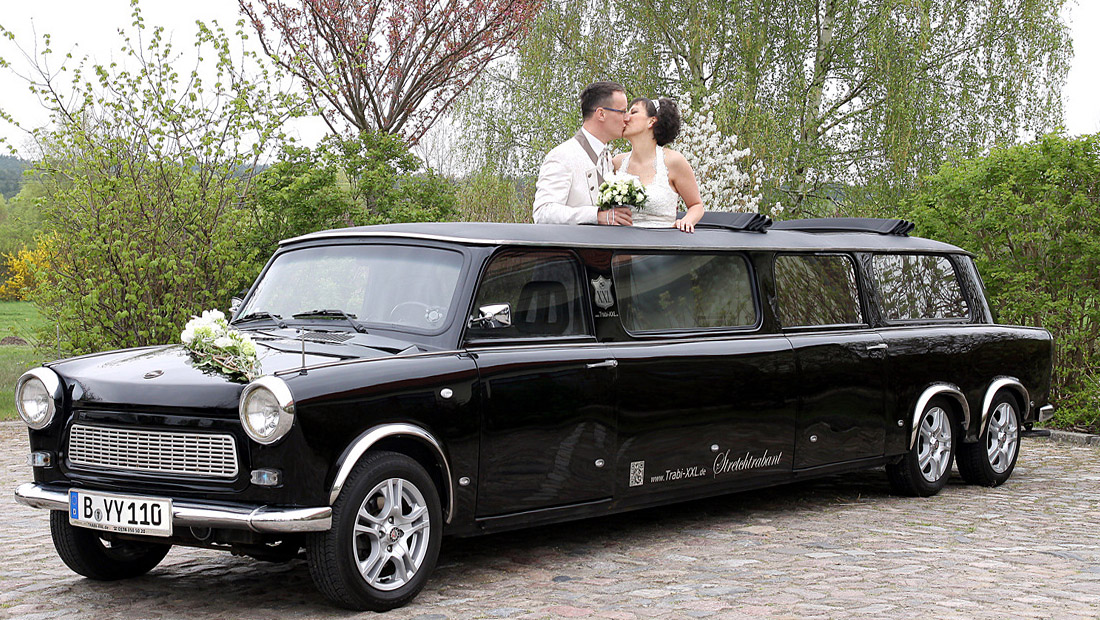 trabant limousine mieten berlinlimo24 telefon 030. Black Bedroom Furniture Sets. Home Design Ideas