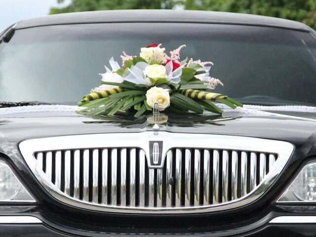 Lincoln Stretchlimousine mieten Berlin Hochzeit
